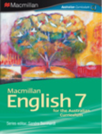 MACMILLAN ENGLISH 7 AUSTRALIAN CURRICULUM