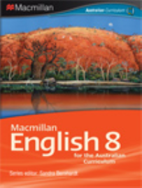 MACMILLAN ENGLISH 8 AUSTRALIAN CURRICULUM