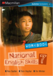 NATIONAL ENGLISH SKILLS 7 WORKBOOK