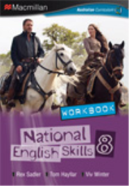 NATIONAL ENGLISH SKILLS 8 WORKBOOK