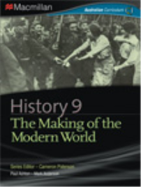 MACMILLAN HISTORY 9 FOR THE AUSTRALIAN CURRICULUM