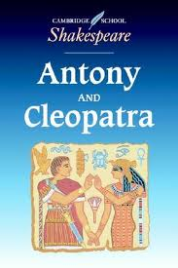 CAMBRIDGE SCHOOL SHAKESPEARE ANTONY AND CLEOPATRA