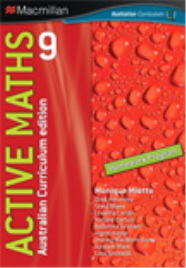ACTIVE MATHS 9 HOMEWORK BOOK FOR THE AUSTRALIAN CURRICULUM