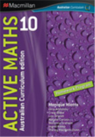 ACTIVE MATHS 10 HOMEWORK BOOK FOR THE AUSTRALIAN CURRICULUM
