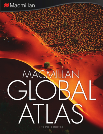 MACMILLAN GLOBAL ATLAS FOURTH EDITION PRINT AND EBOOK