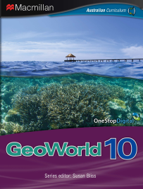 GEOWORLD 10 AUSTRALIAN CURRICULUM PRINT + EBOOK