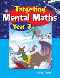TARGETING MENTAL MATHS AC YEAR 3