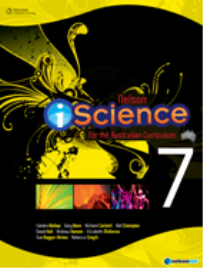 NATIONAL iSCIENCE FOR THE AUSTRALIAN CURRICULUM YEAR 7 + 4 YEAR ACCESS