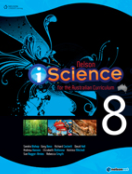 NATIONAL iSCIENCE FOR THE AUSTRALIAN CURRICULUM YEAR 8 + 4 YEAR ACCESS