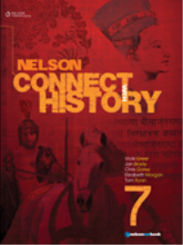 NELSON CONNECT WITH HISTORY AC YEAR 7 + EBOOK