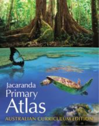 JACARANDA PRIMARY ATLAS 4E FOR THE AUSTRALIAN CURRICULUM