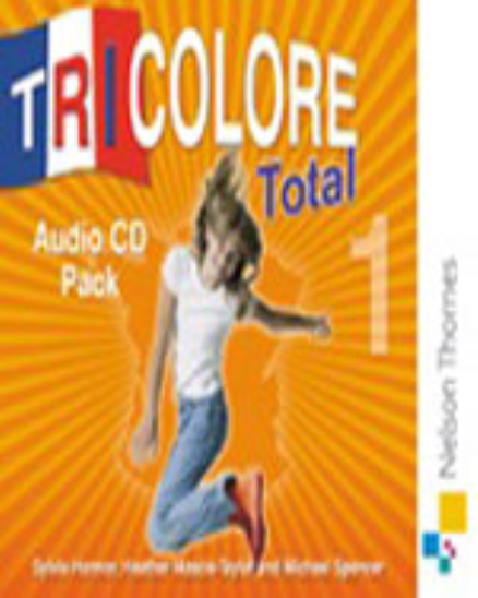 TRICOLORE TOTAL 1 AUDIO PACK