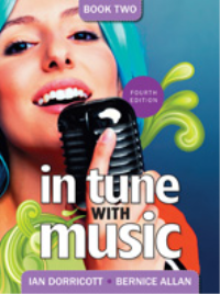 IN TUNE WITH MUSIC 2 STUDENT BOOK