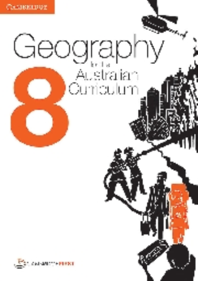 GEOGRAPHY AC 8 TEXTBOOK & EBOOK