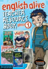 ENGLISH ALIVE TEACHER RESOURCE BOOK PHASE 1