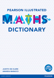 ILLUSTRATED MATHS DICTIONARY 5E