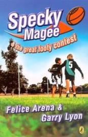 SPECKY MAGEE: AND THE GREATEST FOOTY CONTEST