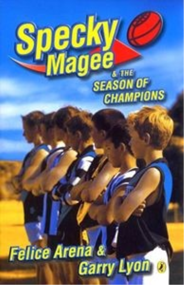 SPECKY MAGEE: AND THE SEASON OF CHAMPIONS