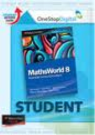 MATHSWORLD 8 AUSTRALIAN CURRICULUM EDITION EBOOK