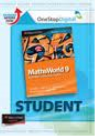 MATHSWORLD 9 AUSTRALIAN CURRICULUM EDITION EBOOK