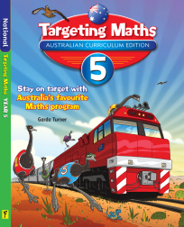 TARGETING MATHS AUSTRALIAN CURRICULUM EDITION YEAR 5 STUDENT BOOK