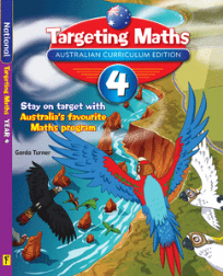 TARGETING MATHS AUSTRALIAN CURRICULUM EDITION YEAR 4 STUDENT BOOK