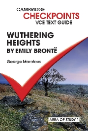 CAMBRIDGE CHECKPOINTS VCE TEXT GUIDES: WUTHERING HEIGHTS