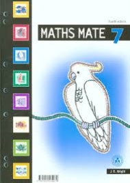 MATHS MATE 7 AC STUDENT PAD