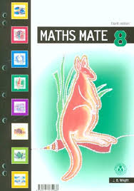 MATHS MATE 8 AC STUDENT PAD