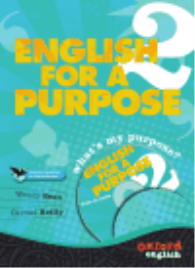 ENGLISH FOR A PURPOSE BOOK 2