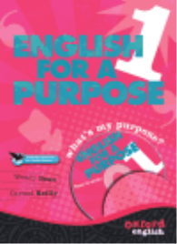 ENGLISH FOR A PURPOSE BOOK 1