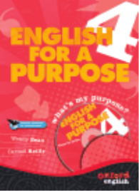 ENGLISH FOR A PURPOSE BOOK 4