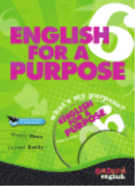 ENGLISH FOR A PURPOSE BOOK 6