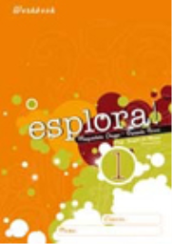 ESPLORA! LEVEL 1: WORKBOOK WITH DVD
