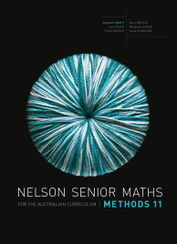 NELSON SENIOR MATHS AC METHODS 11 SOLUTIONS DVD