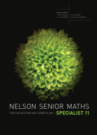 NELSON SENIOR MATHS AC SPECIALIST 11 SOLUTIONS DVD
