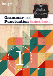 SKILLS BUILDERS GRAMMAR AND PUNCTUATION BOOK 1 + EBOOK BUNDLE
