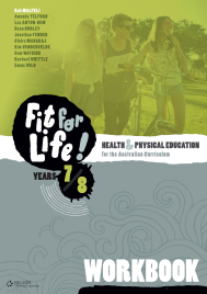 NELSON FIT FOR LIFE! 7&8 WORKBOOK