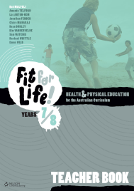 NELSON FIT FOR LIFE! 7&8 TEACHER BOOK
