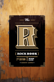 THE ROCK BOOK WORKBOOK
