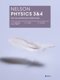 NELSON PHYSICS UNITS 3&4 AUSTRALIAN CURRICULUM STUDENT BOOK + EBOOK