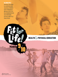 NELSON FIT FOR LIFE! 9&10 STUDENT BOOK