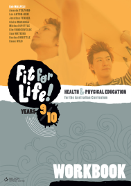 NELSON FIT FOR LIFE! 9&10 WORKBOOK