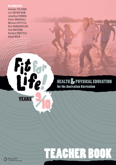 NELSON FIT FOR LIFE! 9&10 TEACHER BOOK