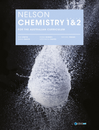 NELSON CHEMISTRY UNITS 1&2 AUSTRALIAN CURRICULUM STUDENT BOOK + EBOOK