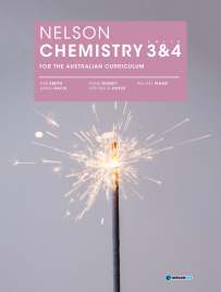 NELSON CHEMISTRY UNITS 3&4 AUSTRALIAN CURRICULUM STUDENT BOOK + EBOOK