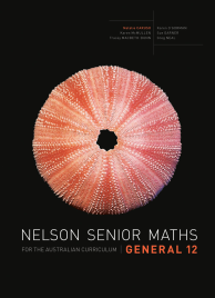 NELSON SENIOR MATHS AC GENERAL 12 SOLUTIONS DVD