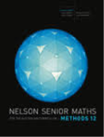 NELSON SENIOR MATHS AC METHODS 12 STUDENT BOOK + EBOOK