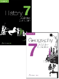 HISTORY & GEOGRAPHY AC 7 PRINT + EBOOK BUNDLE