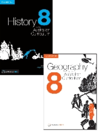 HISTORY & GEOGRAPHY AC 8 PRINT + EBOOK BUNDLE